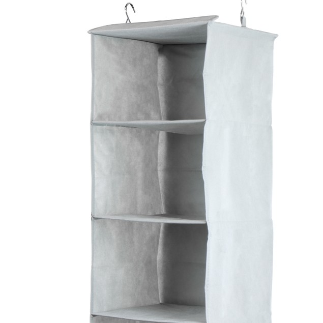 Wardrobe Hanging Shelves | MandW