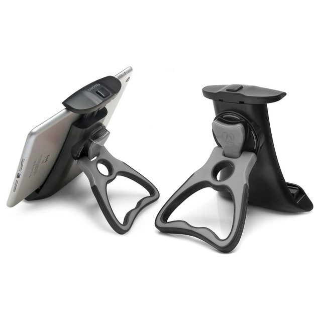 2-PACK Aduro U-Grip Easy Grip Universal Rotating Tablet Stand