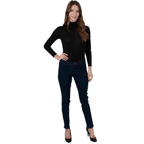 Wallace Skinny Jeans - Navy