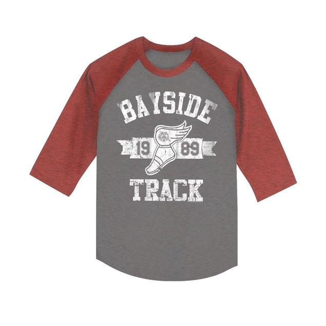 Saved By The Bell Track Jersey Shirt Zack Slater Kelly Jessie Screech Lisa
