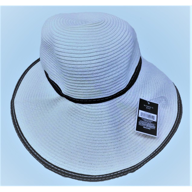 West loop UV UPF Sun Protection Pull On Closure Fashionable Women's Hat,
