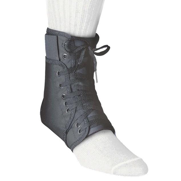 """SWEDE-O Inner Lock 8 Ankle Brace, Size- Men's 13- 4.5"""";Women's- 14-15.5"""","""
