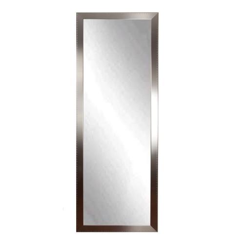"""BrandtWorks Embossed Steel Perfect Decorative Floor Mirror - 20"""" x 69.5"""""""