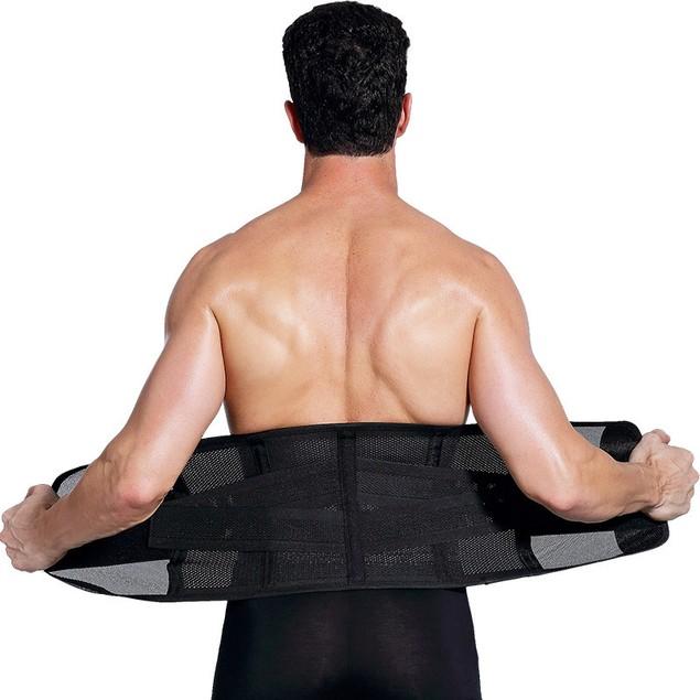 Men's Abdomen Belt Waist Belt Slimming
