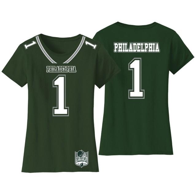 Women's Football Team Jersey T-Shirts