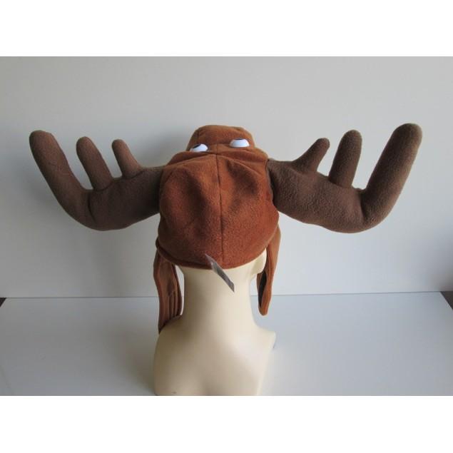 Velvet Moose Hat