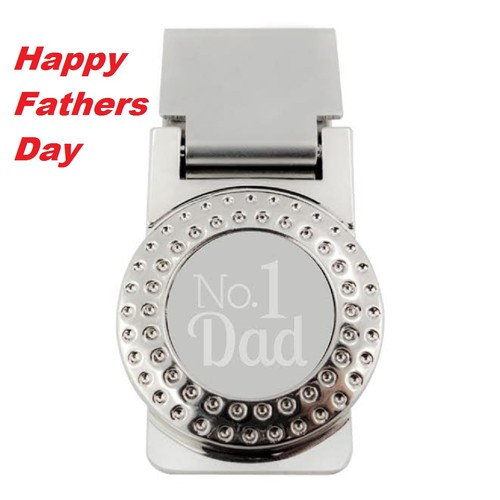 Father's Day Gift-Money Clip