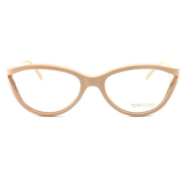 Tom Ford Women Eyeglasses TF5280/V 072 Pink 53 17 135 Cat Eye
