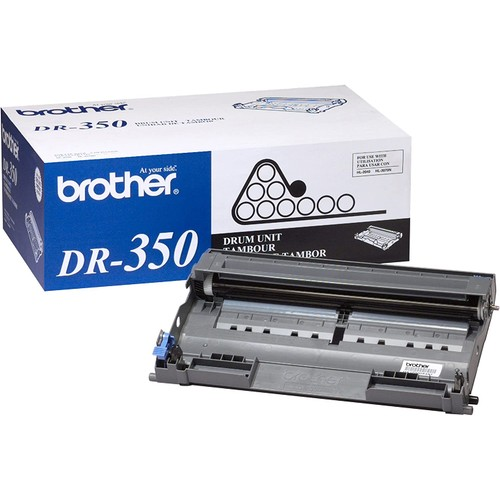 Brothers Brother DR-350 DCP-7010 7020 7025 FAX-2820 2825 2920 HL-2030 2040 2070 IntelliFax 2820 2910 MFC-7220 7225 7820 Drum in Retail Packaging