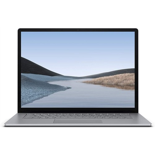 """Microsoft Surface Laptop 3 15"""" 128GB,Platinum(Certified Refurbished)"""