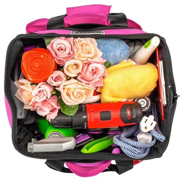 Allspace 43-Piece Tool Set w/ Tool Bag