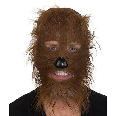 Adult Brown Werewolf Mask