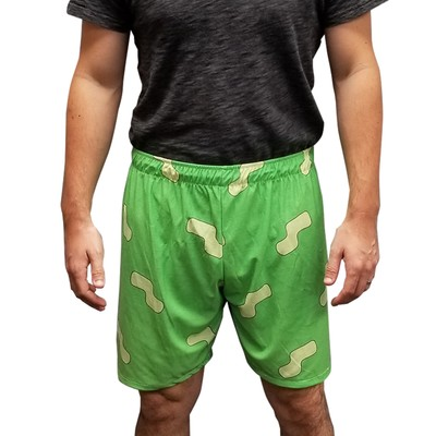 Chuckie Finster Green Shorts