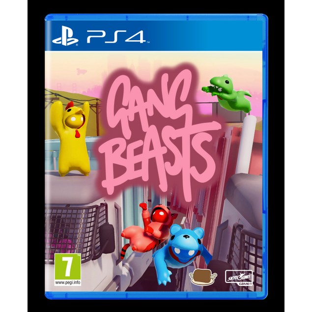 Gang Beasts PS4 Game
