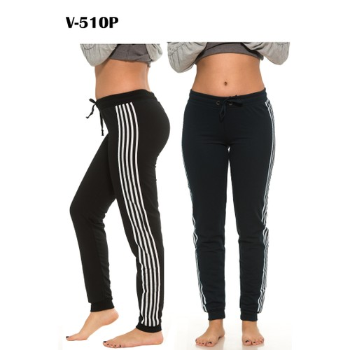 Versace 1969 Long Fitted Women Joggers- 3 Colors
