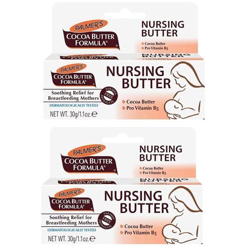 Palmer's Cocoa Butter Formula Nursing Butter, 1.1 oz (Pack of 2)