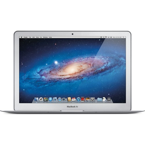 Apple MacBook Air MC966LL/A 4GB 256GB SSD, Silver (Scratch and Dent)