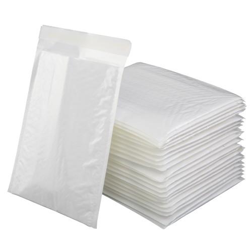 "25PCS Bubble Bag Pearlite Membrane Bubble Mailer Padded Envelope Bag 4""x 8"""