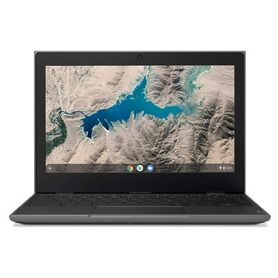 "Lenovo Chromebook 100e 11.6"" 16GB,Black(Certified Refurbished)"