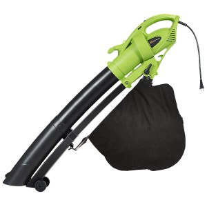 Costway 3-in-1 Electric 7.5 Amp Leaf Blower & Vacuum
