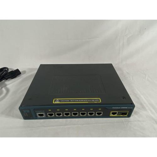 Cisco Catalyst WS-C2960G-8TC-L 8-Port Switch (Refurbished)