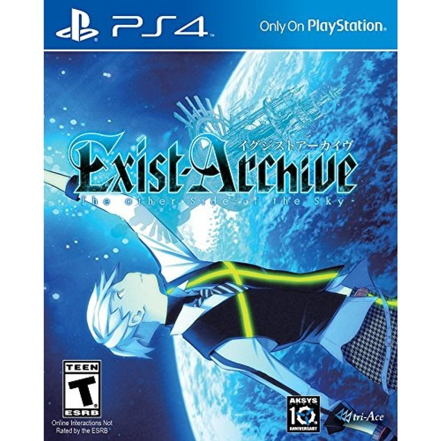 Exist Archive The Other Side Of The Sky PS4 Game (#)