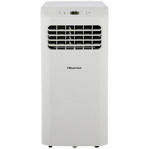 Hisense 8,000 BTU (5,500 BTU DOE) 115-Volt Portable Air Conditioner with Remote