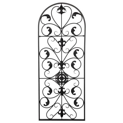 "41.5"" Semi-Circular Retro Decorative Spanish Arch Wall Art"