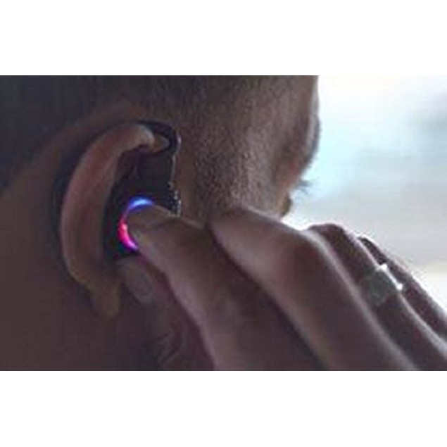 Bell + Howell Wireless Bluetooth Earbuds with Built-in Microphone