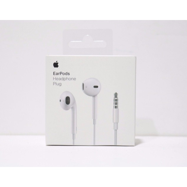 Genuine Apple MD827LL/A Earpods for iPhone 6 5 Remote & Mic Lot of 2