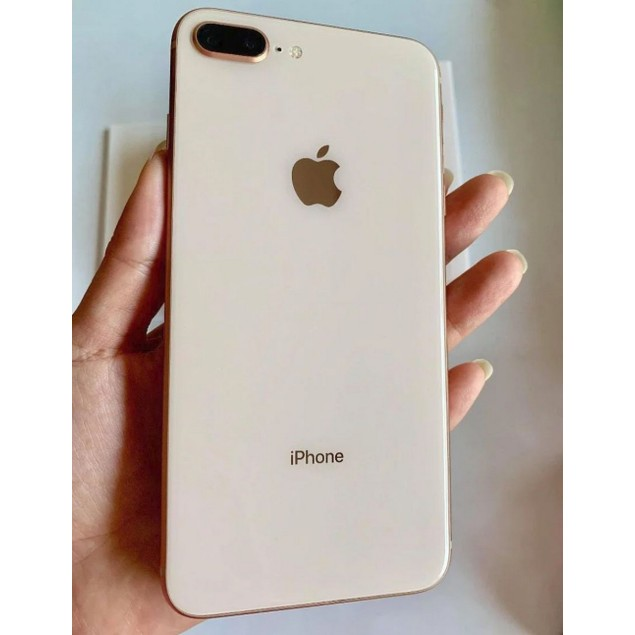 Apple iPhone 8 Plus, AT&T, Gold, 256 GB, 5.5 in Screen
