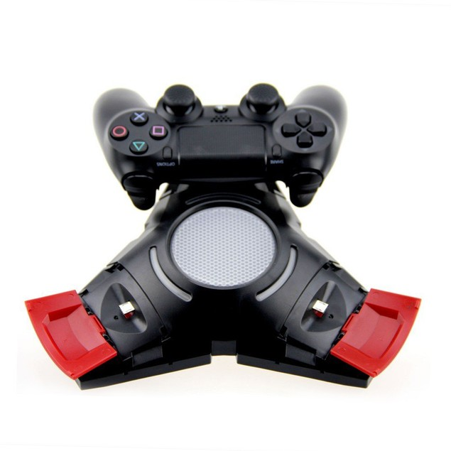 PS4 Controller charger DualShock Three Controller Charger Triangle Dock