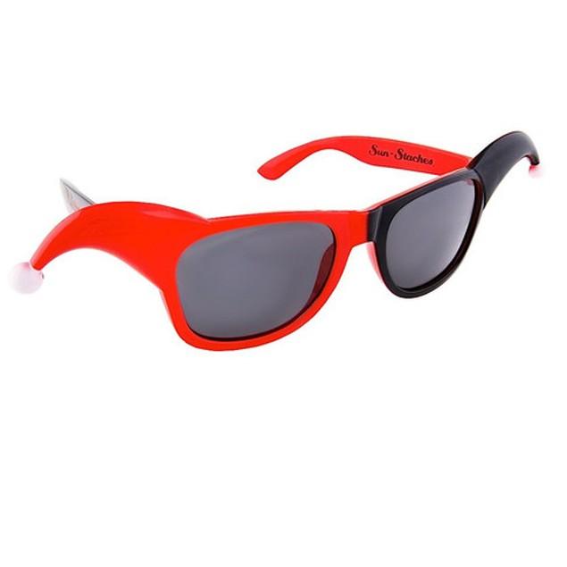 Harley Quinn Small Dark Lens Sun-Staches