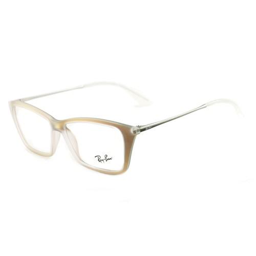 Ray Ban Eyeglasses RB 7022-5497 Pink Acetate 52 14 140