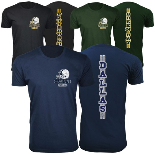 Men's Game Day Football T-Shirts
