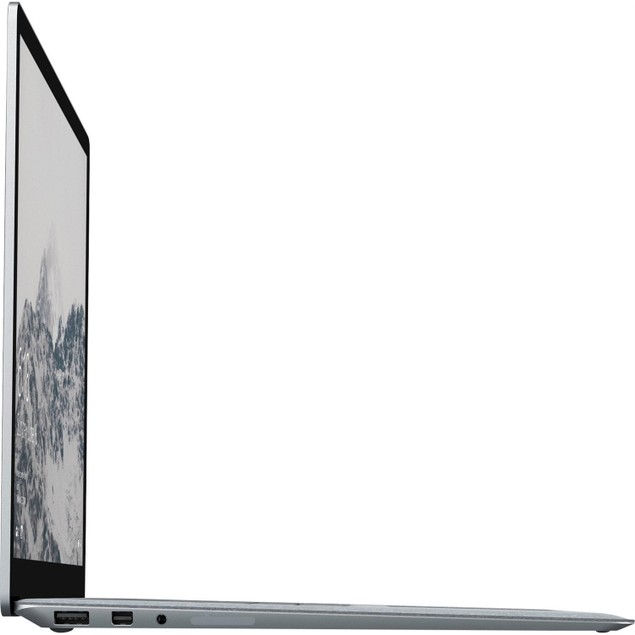 "Microsoft Surface Laptop 2 13.5"" 256GB i5-8250U Win10P,Platinum (Certified Ref"