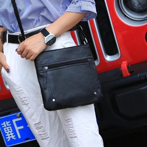 Unisex Cross–Body Messenger Bag