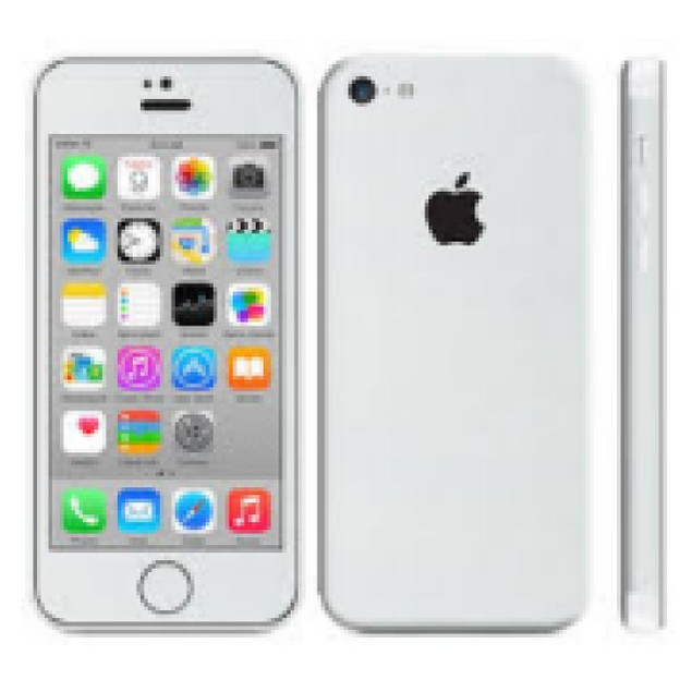 Apple iPhone 5c, AT&T, White, 8 GB, 4 in Screen
