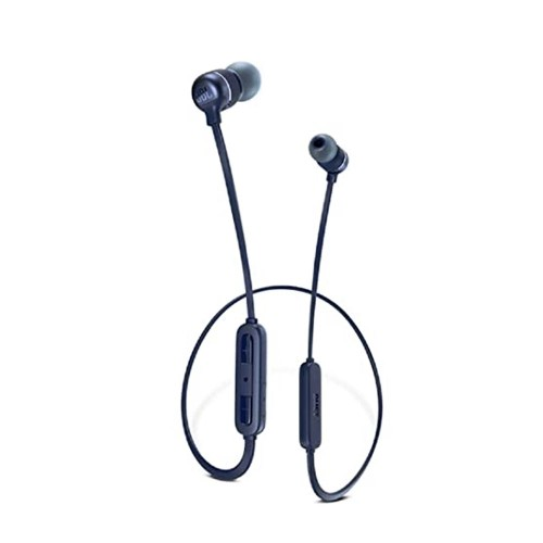 JBL TUNE 115BT Wireless In-ear Headphones with JBL Pure Bass sound BLUE