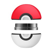 Pokeball Grinder For Herbs and Spices - 3 Piece 40MM