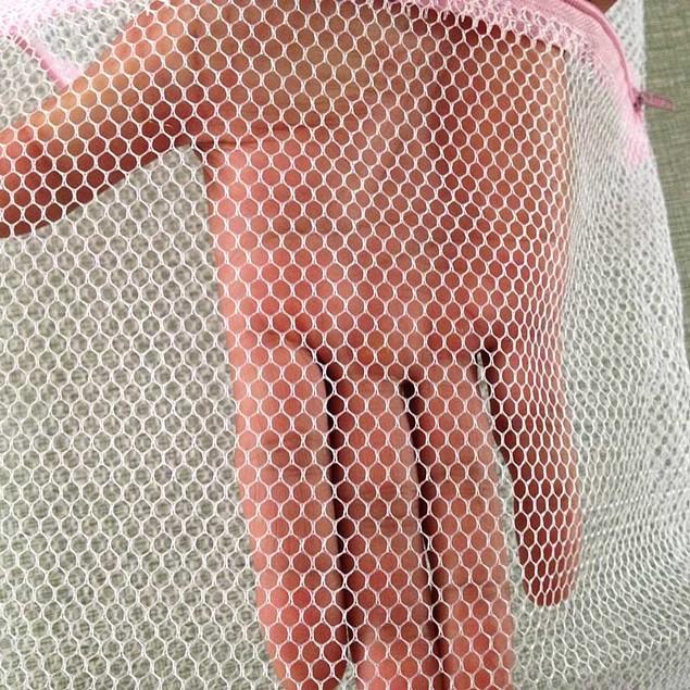 3 Sizes Underwear Aid Socks Lingerie Laundry Washing Machine Mesh Bag
