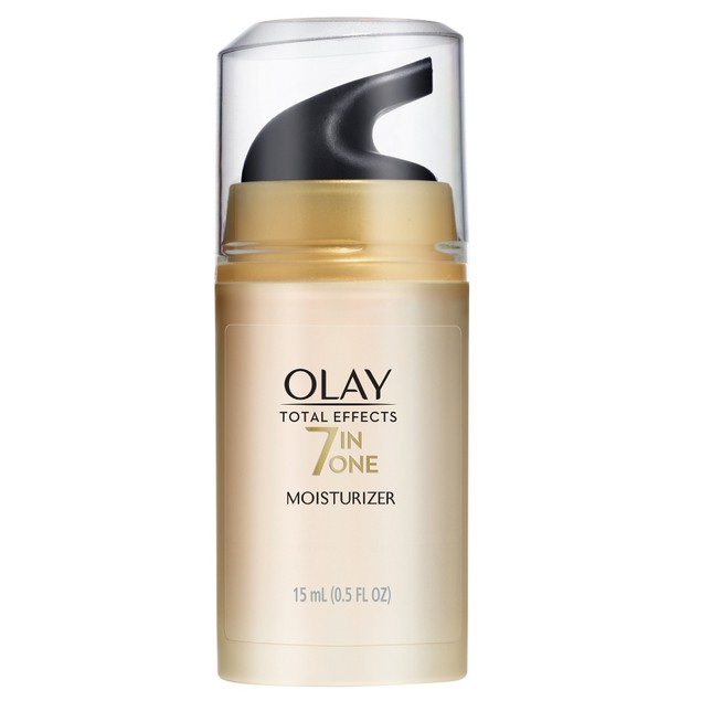 Olay Total Effects Firming Facial Moisturizer Treatment w/ 7 Benefits, 0.5