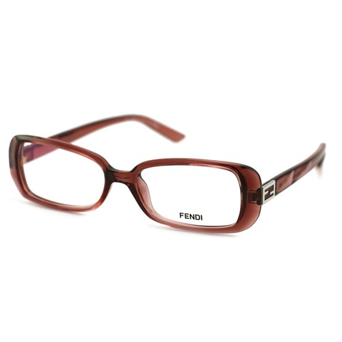Fendi Women's Authentic Eyeglasses FF 898 688 Old Rose Crystal 51 15 140