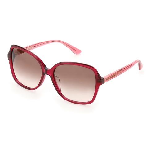 Juicy Couture Women Sunglasses JU611GS 08CQ Cherry 58 16 135 Rectangle Gradient