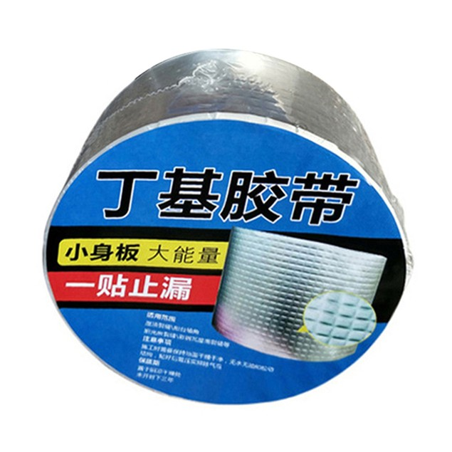 Foil Sealing Waterproof Self-adhesive Tape Roof Pipe Crack Repair Tool