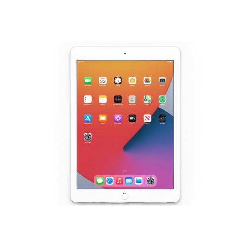 Apple iPad Air 2, MGKM2LL/A, A8X/64GB, Silver/White (Refurbished)