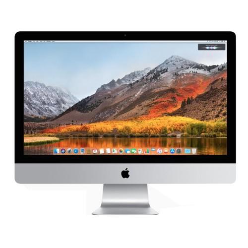 iMac 27 (5K) 3.5GHZ Quad Core i5 (2017) 16GB RAM-1TB HD-128GB SSD