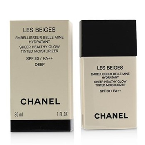 Chanel Les Beiges Sheer Healthy Glow Tinted Moisturizer SPF 30 - # Deep