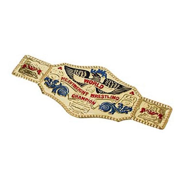 World Wrestling Championship Belt