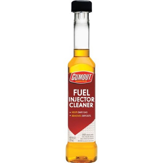 Gumout High Mileage Fuel Injector Cleaner 6 Oz.